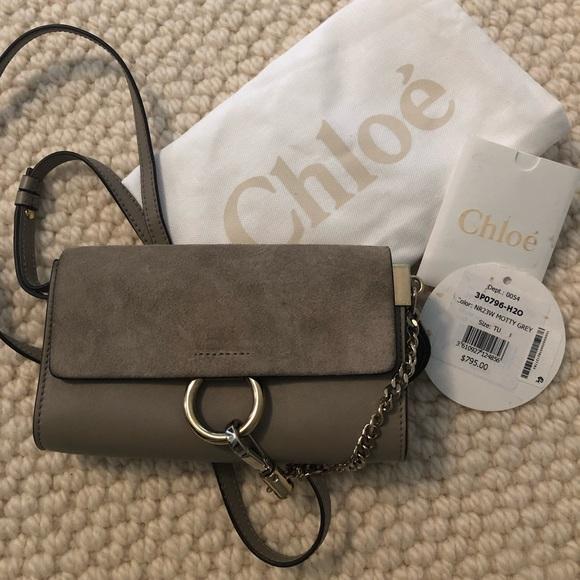 Chloe Handbags - Chloe Faye WOC